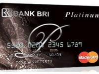Kartu Kredit, Kartu Kredit BRI, Kartu Kredit BRI Platinum