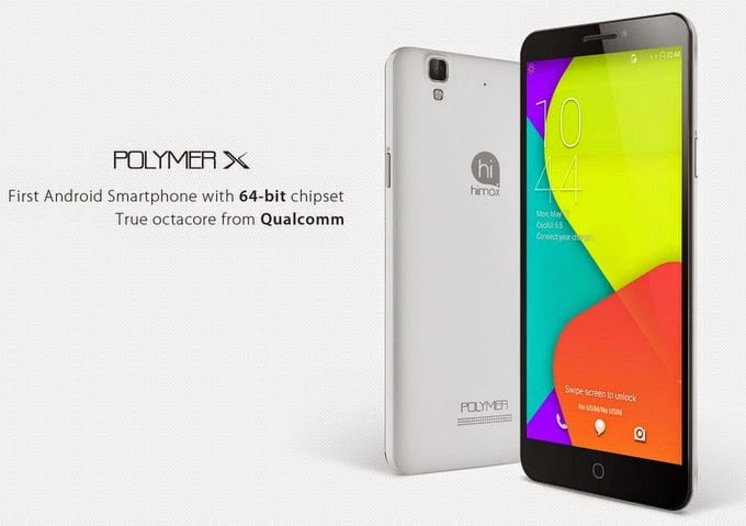 Himax Polymer X, Harga Himax Polymer X, Spesifikasi Himax Polymer X, Fitur Himax Polymer X, Review Himax Polymer X