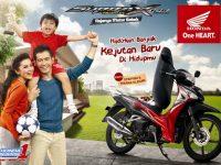 Motor Honda, Motor Supra, Motor Supra 125cc, Motor Honda Supra 125
