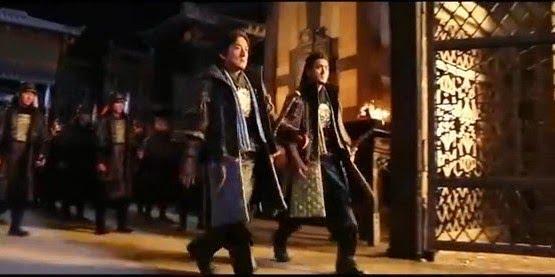 Dragon Blade, Jackie Chan, Siwon Suju