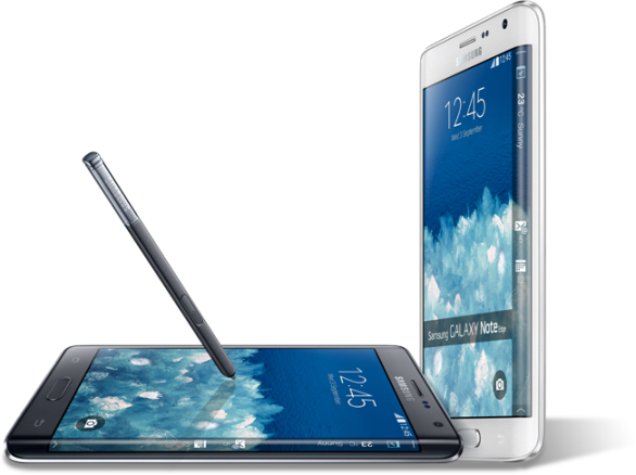 Harga dan Review Samsung Galaxy Note Edge, Samsung Galaxy Note Edge