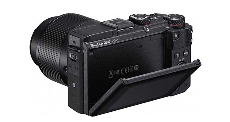 Kamera Prosumer Superzoom Terbaik 2017, Canon G3 X, kamera Canon G3 X, kamera digital Canon G3 X