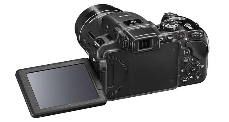 Kamera Prosumer Superzoom Terbaik 2017, Nikon Coolpix P610, kamera Nikon Coolpix P610, kamera digital Nikon Coolpix P610
