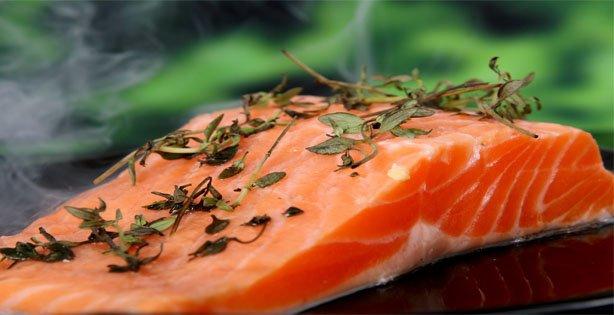 Makanan Baik Untuk Orang yang Patah Tulang, Ikan laut