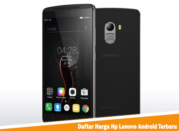 Harga Hp Lenovo Android Terbaru