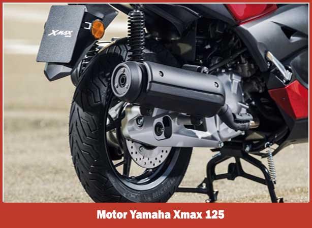 Motor Yamaha Xmax 125, Harga Motor Yamaha Xmax 125, Yamaha Xmax 125