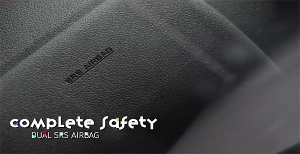Dual SRS Airbag