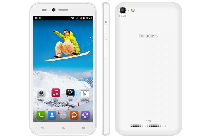 Handphone-Evercoss-A7N