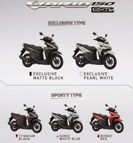 Motor Honda, Motor Honda Vario