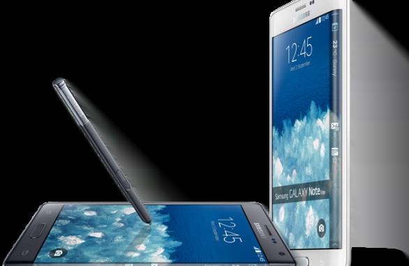 Harga dan Review Samsung Galaxy Note Edge, Samsung Galaxy Note Edge