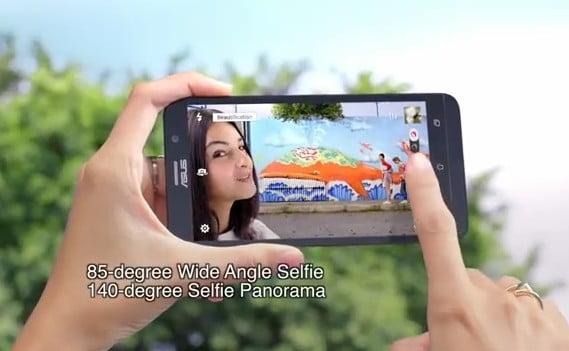 Asus Zenfone 2, Asus Zenfone Selfie