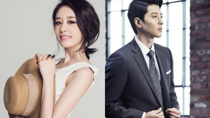 Lee Dong Gun, Jiyeon, Jiyeon T-ara