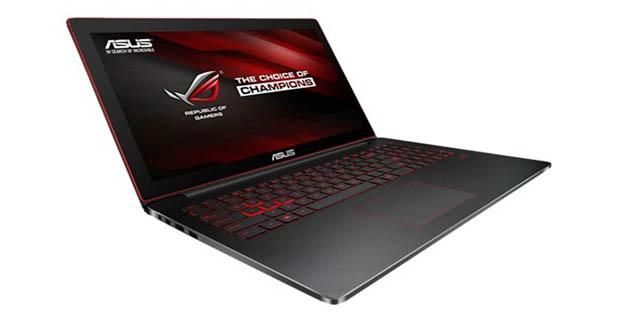 laptop gaming terbaik, laptop gaming Asus terbaik, Asus ROG G501JW