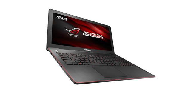 laptop gaming terbaik, laptop gaming Asus terbaik,Asus ROG G550JX-CN085H
