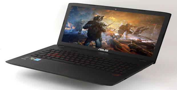 Asus ROG GL552JX, laptop gaming terbaik, laptop gaming Asus terbaik