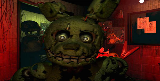 Five Nights at Freddy's 3, game Five Nights at Freddy's 3, game Five Nights at Freddy's 3 android, game android, game horor android, lima game horor android, 5 game horor android