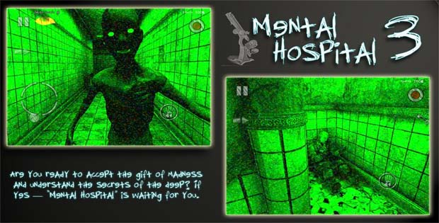 Mental Hospital III Lite, Game Mental Hospital III Lite, Game Android, 5 game horor android, lima game horor android