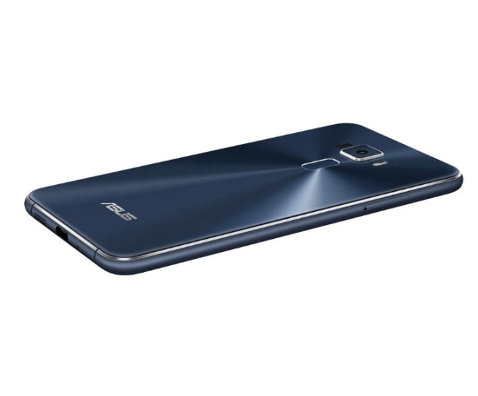 Asus Zenfone 3 ZE552KL Back Blue
