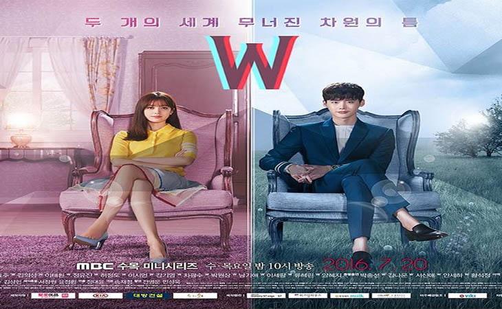 W – Two Worlds, Drama Korea, Drama Korea 2016, Drama Korea Terbaru, Drama Korea Terbaru 2016, Sinopsis Drama Korea Terbaru
