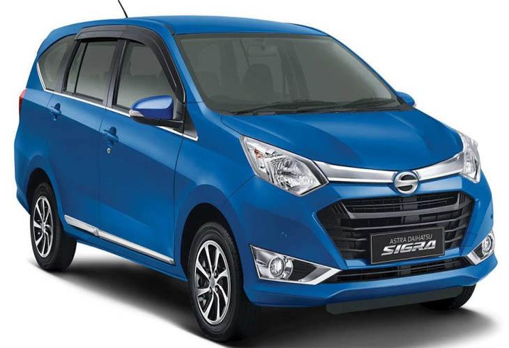 Daihatsu Sigra, Mobil Daihatsu Sigra, Mobil Murah, Mobil Murah Daihatsu