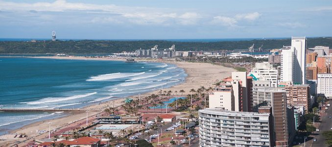 Pantai Durban, Wisata Pantai Durban, Pantai Durban Afrika Selatan, South Africa, Durban Beach