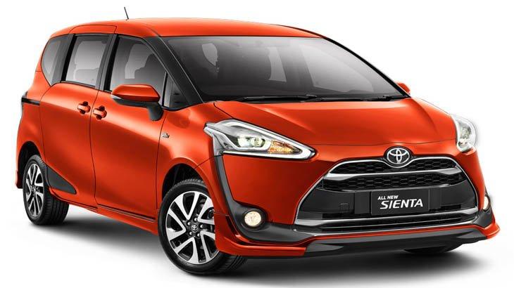 Toyota Sienta, Toyota Sienta 2016, Harga Toyota Sienta 2016, Spesifikasi Toyota Sienta 2016