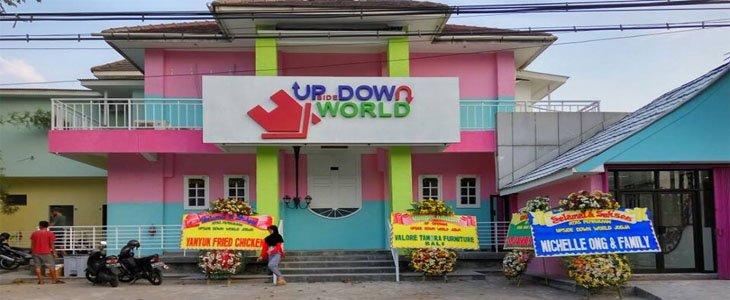 Upside Down World Jogja, Wisaja Jogja, Rekomendasi Wisata Jogja, Wisata Upside Down World Jogja