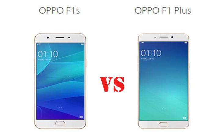 Perbedaan Spesifikasi Oppo F1s vs Oppo F1 Plus, Oppo F1s, Oppo F1 Plus, Perbedaan Oppo F1s vs Oppo F1 Plus