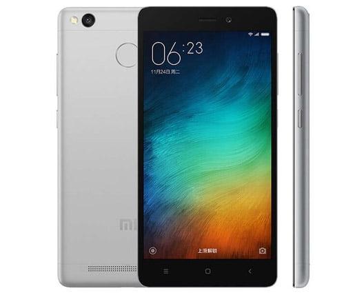 Xiaomi, Xiaomi Redmi 3S Prime, Redmi 3S Prime