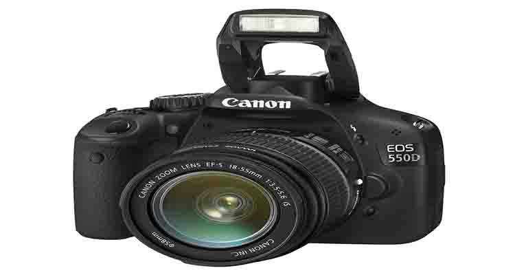 Canon EOS 550D, Kamera Canon EOS 550D, DSLR Canon EOS 550D