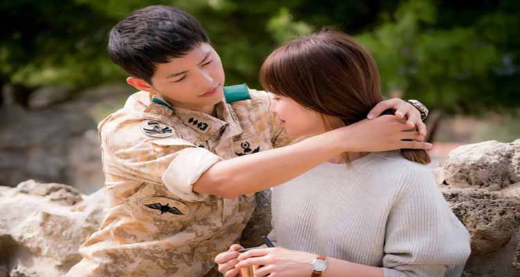 drama korea lakonan song joong ki, song joong ki, drama korea, aktor korea, aktor korea papan atas, Descendants Of The Sun