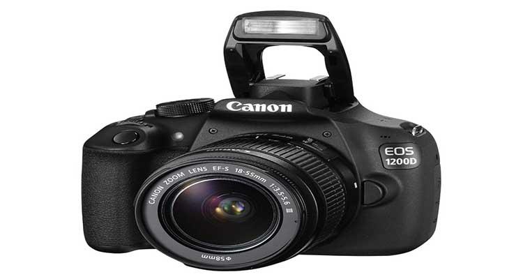 Kamera DSLR Canon 1200D, DSLR Kamera, DSLR Canon 1200D, DSLR Camera Canon 1200D, Harga Canon 1200D, Spek Canon 1200D