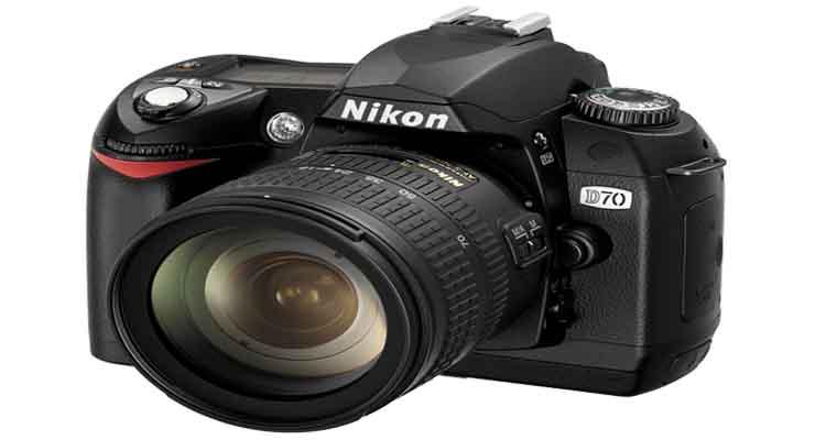 Kamera DSLR Nikon D70,Kamera Nikon D70, DSLR Nikon D70, Nikon D70