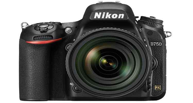 Kamera DSLR Nikon D750, Kamera Nikon D750, DSLR Nikon D750, Nikon D750