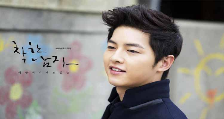The Innocent Man (2012), drama korea lakonan song joong ki