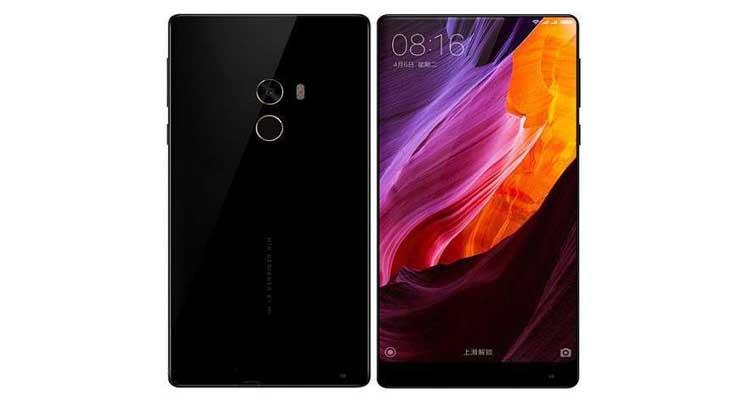 Harga Dan Spesifikasi Smartphone Baterai Besar, Xiaomi Xiaomi Mi Mix, Xiaomi Mi Mix