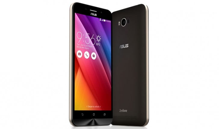 Asus Zenfone Max, hp dengan baterai besar, smartphone dengan baterai besar