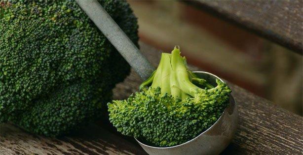Makanan Baik Untuk Orang yang Patah Tulang, Brokoli