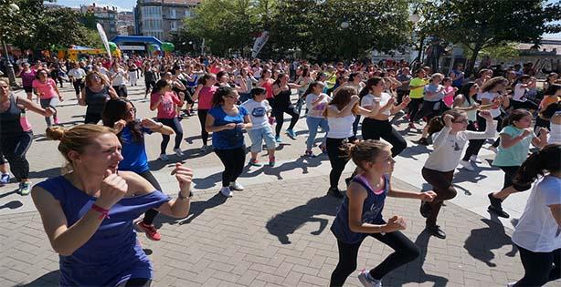 Aerobic, olahraga mengecilkan perut buncit, Olahraga mengecilkan perut, tips mengecilkan perut