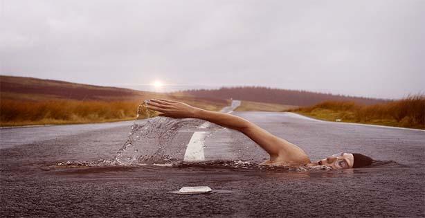 Berenang, olahraga mengecilkan perut buncit, Olahraga mengecilkan perut, tips mengecilkan perut