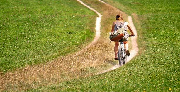 Bersepeda, olahraga mengecilkan perut buncit, Olahraga mengecilkan perut, tips mengecilkan perut