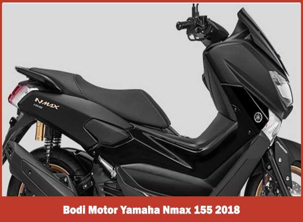 Bodi Yamaha Nmax 155 2018