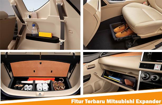Fitur Terbaru Mitsubishi Expander