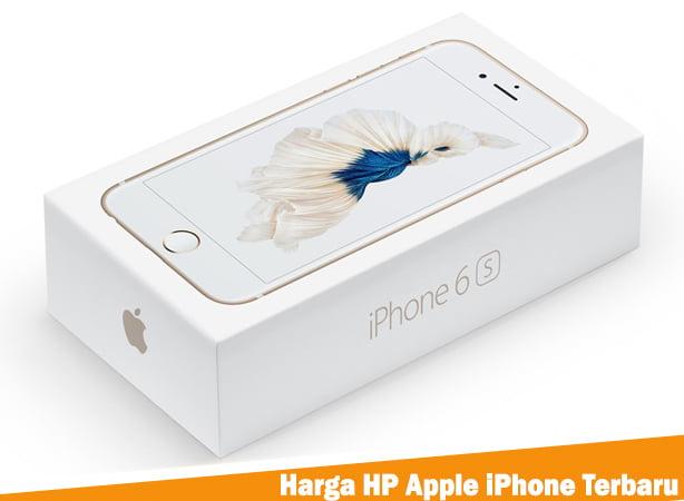 Harga HP Apple iPhone Terbaru