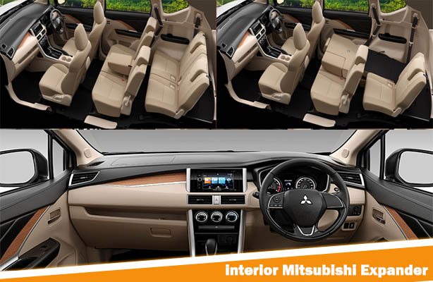 Harga Dan Spesifikasi Mitsubishi Expander Indonesia, Harga Mitsubishi Expander, Harga Mitsubishi Xpander, Spesifikasi Mitsubishi Expander, Spesifikasi Mitsubishi Xpander, Interior Mitsubishi Expander
