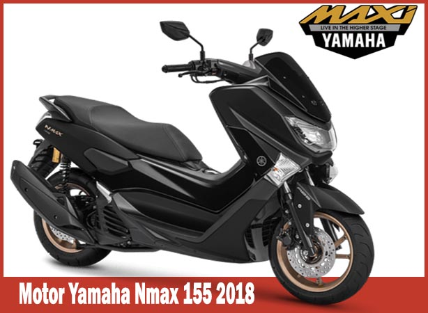 Motor Yamaha Nmax 155 2018, Motor Yamaha Nmax 155, Yamaha Nmax 155
