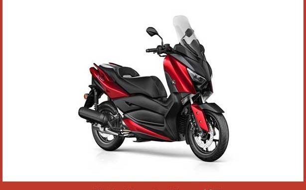 Motor Yamaha Xmax 125, Harga Motor Yamaha Xmax 125, Xmax 125