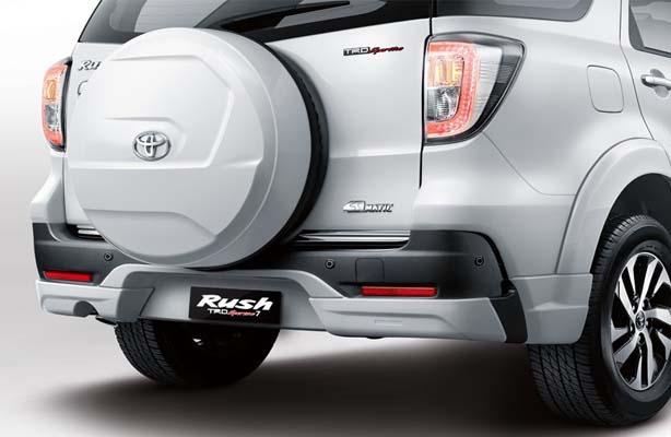 Toyota Rush, Harga Toyota Rush, Harga Terbaru Toyota Rush, Spesifikasi Toyota Rush, Fitur Toyota Rush, Warna Toyota Rush