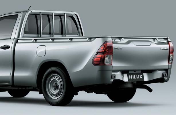 Cargo Deck Toyota All New Hilux S Cab