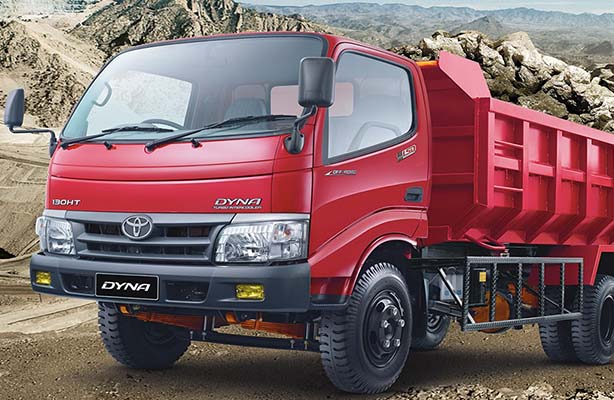 Fitur Keamanan Toyota Dyna